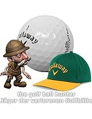 Callaway HX Diablo Tour – Pelotas de golf opcional con Park Ball Cap Nuevo, 2 dz (24 golf balls)