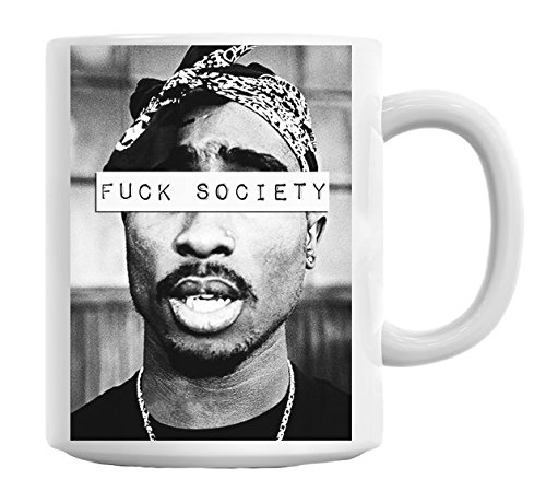 Jbon Clothing Fk Society Mug Cup