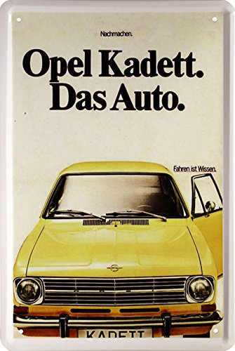 opel-kadett-das-auto-fahren-ist-wissen-car-20-x-30-cm-deko-blechschild-1539
