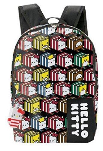 Hello Kitty Rucksack/Backpack School Bag : Cubee Kt **NOW HALF PRICE!** -