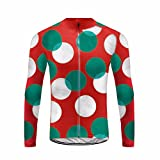 Uglyfrog #44 Radfahren Jersey Langarm Winter with Fleece Bike Kleidung