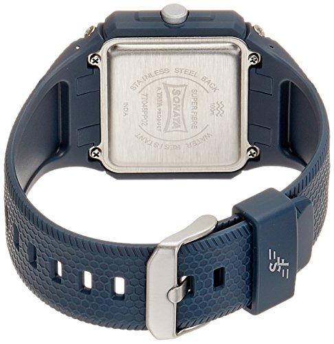 Sonata Touch Screen Digital Watch