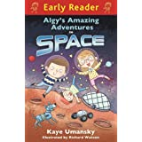 Algy's Amazing Adventures in Space (Early Reader Book 106) (English Edition)