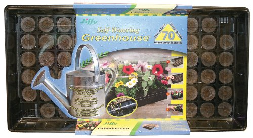 PLANTATION PRODUCTS - Self-Watering Greenhouse