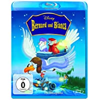 Bernard & Bianca - Die Mäusepolizei [Blu-ray]