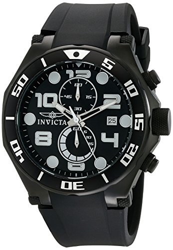 8cf5a16d7 Invicta 15397 Pro Diver Reloj para Hombre acero inoxidable Cuarzo ...