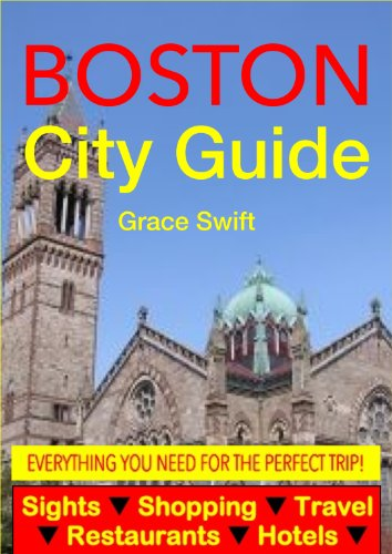 Boston City Guide - Sightseeing, Hotel, Restaurant, Travel & Shopping Highlights (Illustrated) (English Edition)
