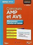 Concours AMP et AVS (Aide médico-psychologique et Auxiliaire de vie sociale) - Épreuves écrite et orale - L'essentiel en 39 fiches - Concours 2015-2016
