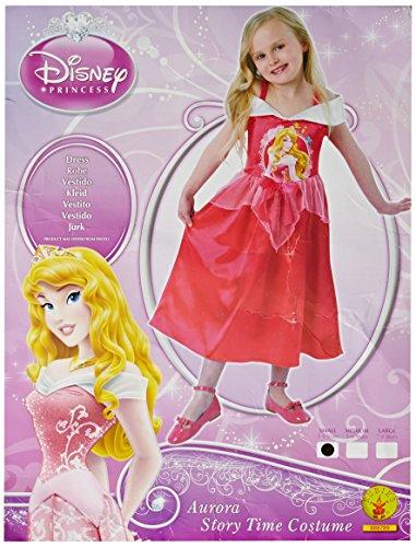 Disney princess - la bella addormentata storytime costume per i bambini (di rubie 888.789-s)