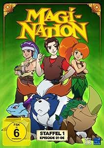 Magi-Nation - Staffel 1 (Episoden 01-06)