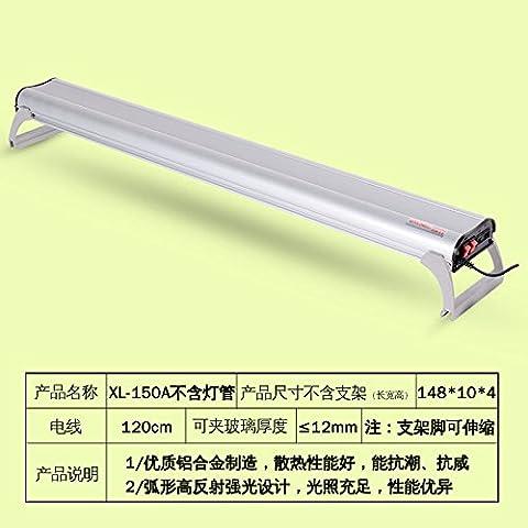 LED luce di Acquario attrezzatura per pesce serbatoio,universal estensibile luci