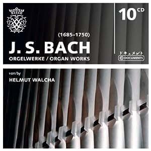 Bach : Oeuvres pour Orgues (Coffret 10CD)