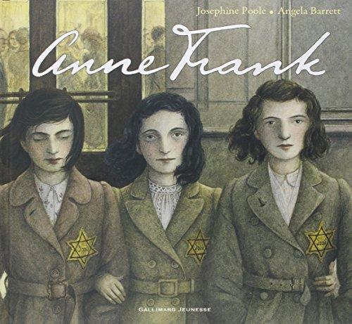 Anne Frank par Josephine Poole