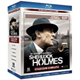 Sherlock Holmes Collection - 10-Disc Box Set ( The Memoirs of Sherlock Holmes / The Sign of Four / The Hound of the Baskervilles / The Master Blackmailer / The Last Vampyre / The Eligible Bachelor / The Case-Book of Sherlock Holmes / T (Blu-Ray)