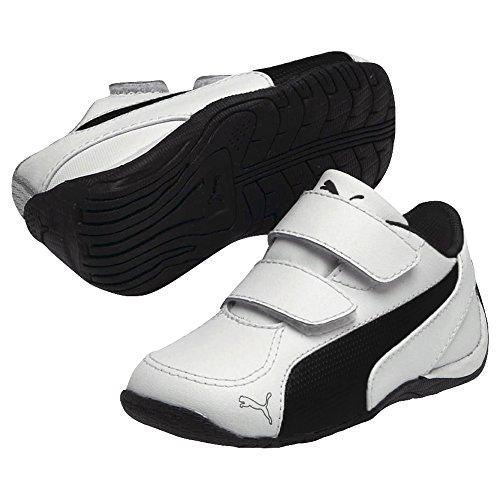Puma Drift Cat 5 L V Kids 304610 Unisex-Kinder Sneaker White - WHITE