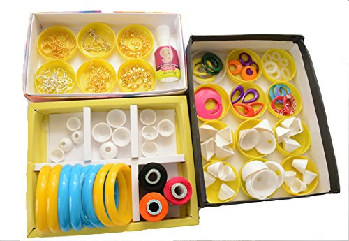 Silk Thread jewellery making Jambo Kit