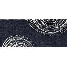 wash + dry 059318 Fußmatte Swirl 80 x 200 cm