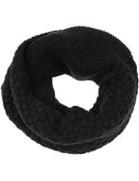 Butterme Cuello de Invierno Cálido Cuello de Punto Infinity Loop Bufanda Thick Wrap Circle Pañuelos