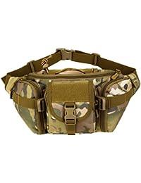 MagiDeal Unisex Fanny Pack Bum Waist Bag