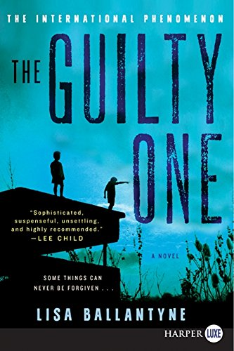 The Guilty One LP por Lisa Ballantyne