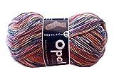 Opal Cotton Premium -Sonnenstrahl- Sockengarn mit Baumwolle