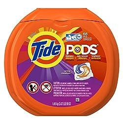 Tide Liquid Laundry Detergent Pods