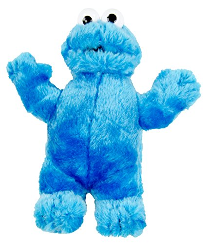 Sesame Street - Cookie Monster - Il Mostro Dei Biscotti Peluche 36 Cm.