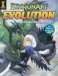 Dragonart Evolution (How to draw dragons)