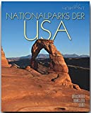 Horizont NATIONALPARKS der USA - 160 Seiten Bildband mit über 260 Bildern - STÜRTZ Verlag