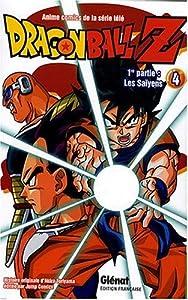 Dragon Ball Z Edition simple Cycle 1 - Les Saïyens - Tome 4