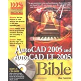 AutoCAD 2005 and AutoCAD LT 2005 Bible by Ellen Finkelstein (23-Jul-2004) Paperback