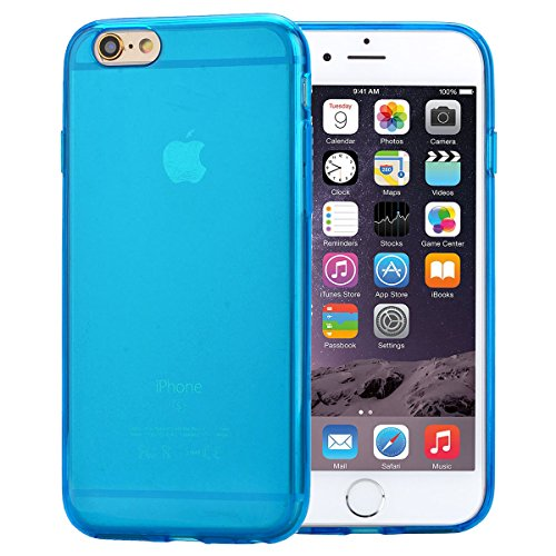 dexnor-fur-iphone-6-dunn-hulle-weiche-silikon-hulle-handyhulle-fur-apple-iphone-6-transparent-tpu-sc