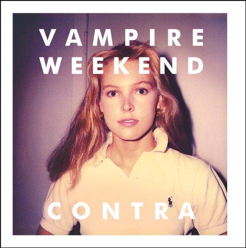 Vampire Weekend: Contra (Audio CD)