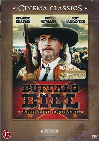 Buffalo Bill And The Indians or Sitting Bull's History Lesson (1976) - Official StudioCanal Region 2 PAL