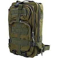 Hongyans Militärische Taktische Rucksack-Molle-Rucksack-Camping-wandernde Trekking-Tasche 30L