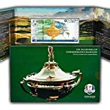 The Ryder CUP 2014 (Golf Tournament) Limited & Rare Commemorative Royal Bank of Scotland Rbs £5 Note - The Uk's First Hybrid Bank Note