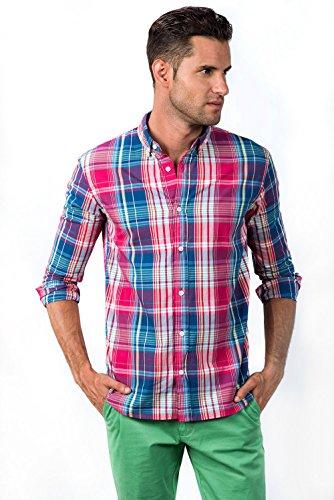 Bendorff -  Camicia Casual  - Uomo Multicolore