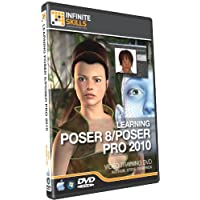 Infinite Skills Learning Poser 8 - Poser Pro 2010 - Training DVD - Tutorial PC/Mac)