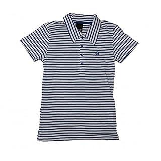 Etnies Skateboard Damen Polo T-Shirt Arken Polo Navy/White, Grösse:L
