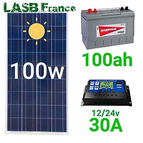 Solar-Set, mit Akku