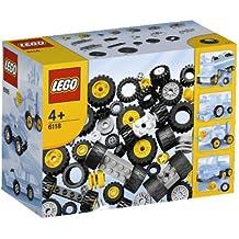 LEGO Classic - Ruedas (6118)