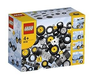 LEGO - 6118 - Jeu de construction - Creative Building System - Les roues LEGO