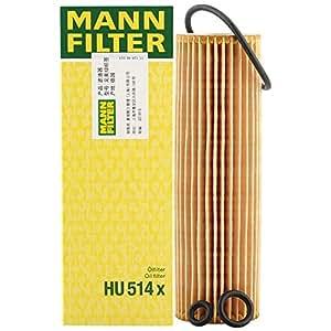 original mann filter lfilter hu 514 x lfilter satz mit. Black Bedroom Furniture Sets. Home Design Ideas