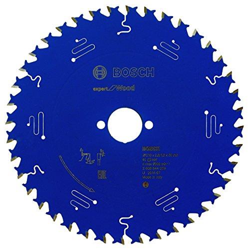 Bosch Professional Kreissägeblatt Expert für Holz, 210 x 30 x 2,8 mm, Zähnezahl 40, 1 Stück, 2608644059