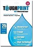 Toughprint Waterproof Paper - Laser - 25 A4 Sheets