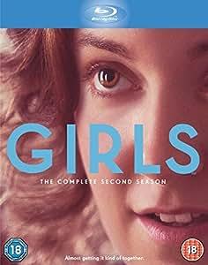 Girls - Season 2 [Blu-ray] [2013] [Region Free]