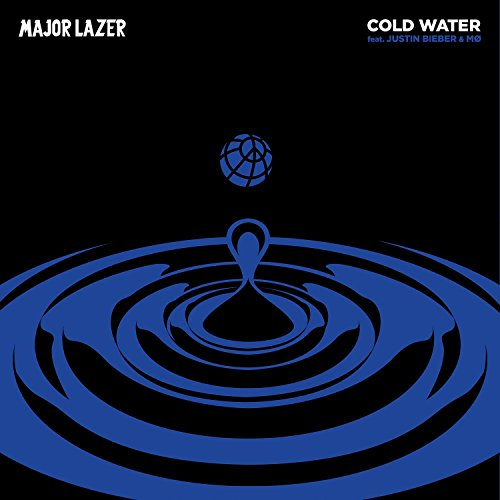 Major Lazer featuring Justin Bieber and M0 - Cold Water