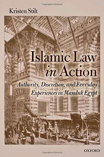 Islamic Law in Action: Authority, Discretion, and Everyday Experiences in Mamluk Egypt by Kristen Stilt (2012-01-12)