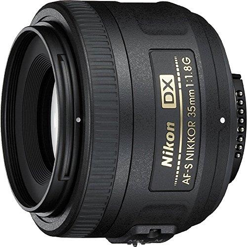 Nikon 35 mm f/1.8 AF-S DX Objektiv -