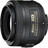 Nikon 35mm f/1,8lente AF-S DX